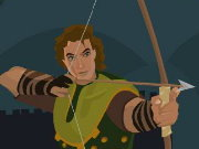 Play The legend of robin hood Game
