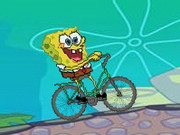 Play Spongebob bike ride Game