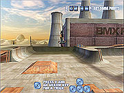 Play Bmx freestyle Game