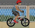 Play Bmx pro style Game