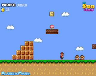 Play Mario Goomba World Game