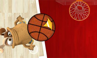 Play Beastly basket Game
