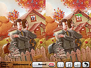 Play Monsters 5 differences Game