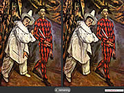 Play Cezanne differences Game