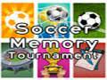 Play Soccer memory tournament Game