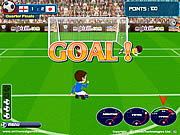 Play Soccer ball Game