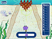 Play Spongebob squarepants in bikini bottom bowling Game