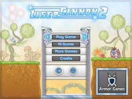 Play Laser cannon 2 Game