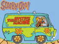 Play Scooby doo mystery machine ride Game