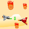 Play Rescue from meteorite Game