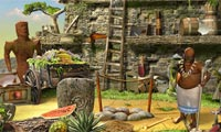 Play The treasures of mystery island Game