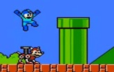 Play Super mario crossover 2 Game