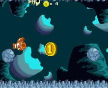 Play Swim mr fish Game