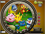 Play Pokemon hidden alphabets Game