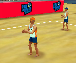 Play Rule the beach volleyball Game