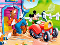 Play Mickey mouse jigsaw Game