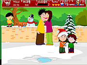 Play Comical family Game