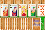 Play Magic towers solitaire Game
