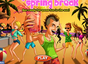 Play Naughty spring break new Game