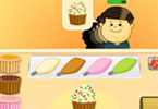 Play Cupcake frenzy game Game
