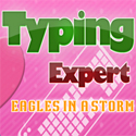 Play Typing-expert-eagles-in-a-storm Game