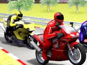 Play 3d motorbike racer Game