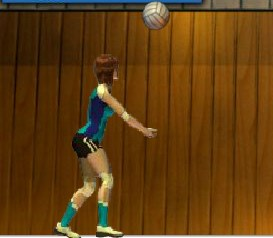 Play Volleyball game Game