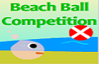 Play Beach ball competition Game