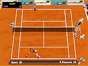 Play Grandslam tennis Game