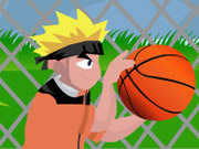 Play Naruto basketball Game