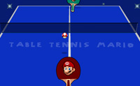 Play Table tennis mario Game