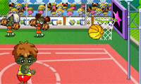 Play Basketball shotball Game