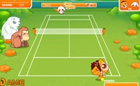 Play Crazy tennis Game