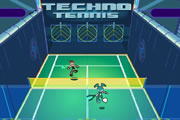 Play Techno tennis Game