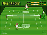 Play Wimbeldon hero Game
