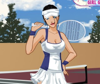 Play Tennis player Game