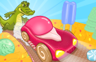 Play Ice Cream Racing Game