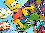 Play Bart boarding Game