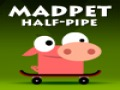 Play Madpet half pipe Game