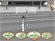 Play Stan james original free kick challenge Game
