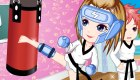 Play Boxing dress up Game