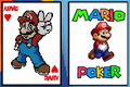 Play Mario poker Game