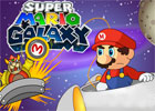 Play Super mario galaxy Game