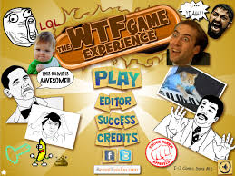 Play The WTF Experience Game