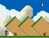 Play Super mario hardcore Game