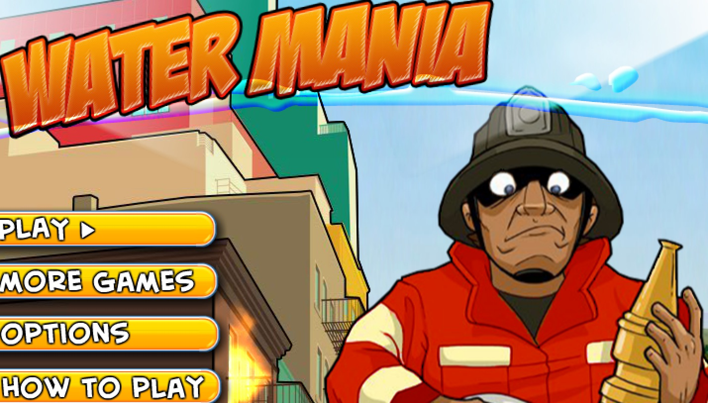 Play Water Mania Game