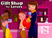 Play Gift Shop For Lovers Game