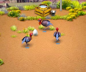 Play Farmer Frenzy 3 - American Pie Game
