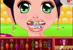 Play Little Daisy at Dentist Game