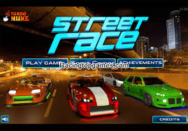 Play Street Race Game